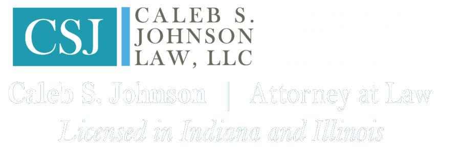 Caleb S. Johnson Law, LLC Logo