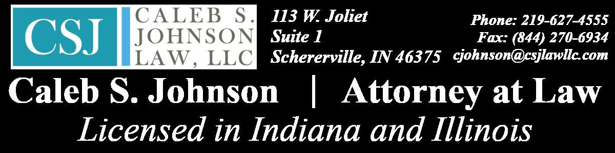 Caleb S. Johnson Law, LLC Logo